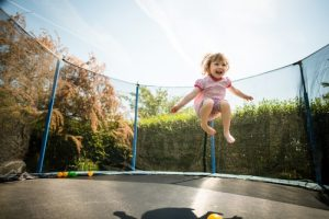How long should you jump on a trampoline?
