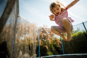 Is jumping good for toddlers?